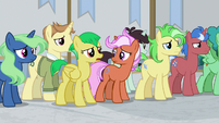 "Audience Pony ""would be friendlier"" S8E16"