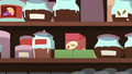 Box of ginseng tea on the store shelf S7E12.png