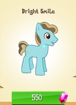 Bright Smile MLP Gameloft