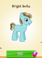 Bright Smile MLP Gameloft.png