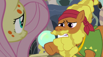 Cattail -has started sproutin' leaves- S7E20