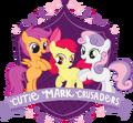 Cutie Mark Crusaders crest.png