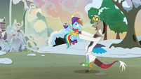 Discord excited to join in Hearth's Warming MLPBGE