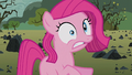 Filly Pinkie surprised by explosion S1E23.png