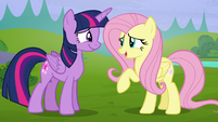 "Fluttershy ""I told you we'd figure it out"" S5E23"