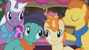 Hearth's Warming Eve Is Here Once Again - Hebrew