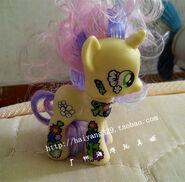 Lavender Honey Figurka do czesania