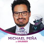 Michael Peña as Grubber