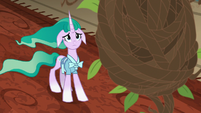 Mistmane feeling sorry for Sable Spirit S7E16