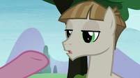 "Mudbriar plainly answers ""I know"" S8E3"