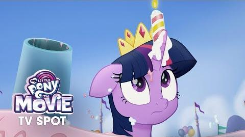 My Little Pony The Movie (2017) Official TV Spot – 'So Sweet' - Emily Blunt, Sia, Zoe Saldana