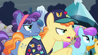 Pin Pony --I plan to be as close to the action as possible!-- S6E2