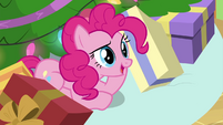 "Pinkie ""if we don't get out of here in time"" BGES2"