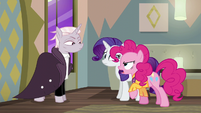 Pinkie Pie offended --disreputable-!-- S6E12