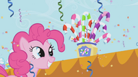 Pinkie looking at sugar canes S1E03