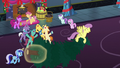 Ponies singing together S06E08.png
