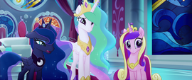 Princess Luna -move the sun and the moon- MLPTM