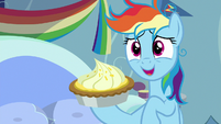 "Rainbow Dash ""well, I'm sorry I forgot about"" S7E23"