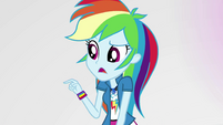 """Rainbow Dash """"you call that a freakout?"""" EGS3"""