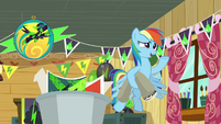 "Rainbow Dash ""your original fan club"" S8E20"