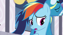 Rainbow hopes Spitfire's mom is okay S5E15