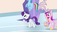 Rarity entering uncharted territory S3E12