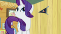 Rarity scoffing playfully S7E6.png