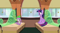 Spike --Maybe you're a better teacher than you thought-- S6E2