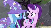Starlight --ready for them to not trust me-- S6E25