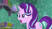 Starlight Glimmer calls Sunburst's name S6E2