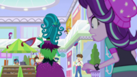 Starlight Glimmer standing behind demon Juniper EGS3