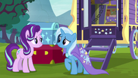 Starlight and Trixie make a perfect pair S8E19