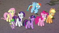 "Twilight ""back to the school in time!"" S8E26"