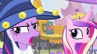 Twilight 'though I'm sure you already knew that' S4E11