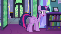 Twilight -What are you talking about-- S5E12