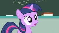 Twilight Sparkle Shoked S1E23