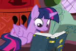 Twilight Sparkle table