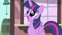 Twilight gleeful S4E11