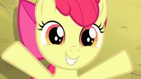 Apple Bloom smile S4E17