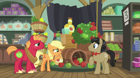 "Applejack ""I don't think I can get you any"" S6E23"