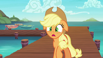 Applejack --Winona brought me your note-- S6E22