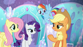 Applejack and friends offering to help S6E1.png