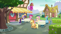 Applejack goes to catch up with Starlight S6E21.png