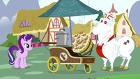 Bulk Biceps' nut cart is restored S7E2