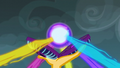 Closeup on the Equestria Girls' magic flowing into the device EG3.png