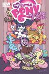 Comic issue 17 cover RI