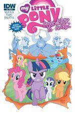 Comic issue 34 cover RI