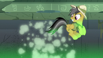 Daring Do stays aloft with vents of steam S7E18