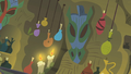 Decorations in Zecora's house S1E09.png