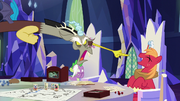"Discord ""don't you laugh at me, Big Mac!"" S6E17"